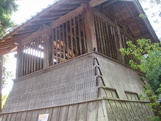 宮坊禅定寺の梵鐘